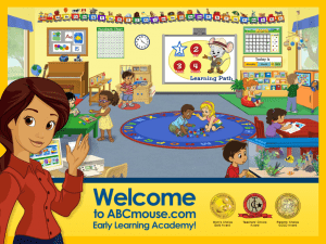 abc mouse- educational apps for preschoolers