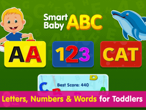 kids abc- educational apps for preschoolers