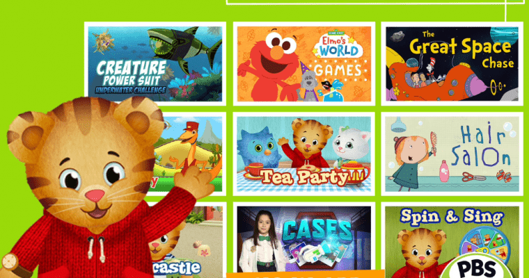 12 Educational Apps for Preschoolers