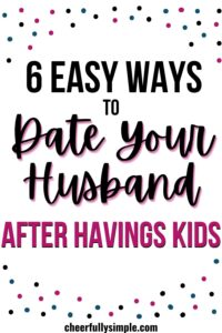 how to date your husband pinterest pin