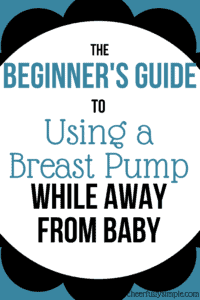 how to use a breast pump anywhere