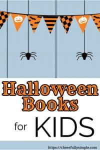 halloween books for kids pinterest pin