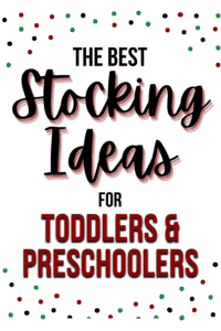 toddler stocking stuffer pinterest pin