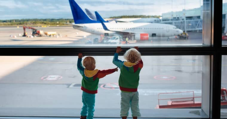 What to Bring When Flying with a Toddler