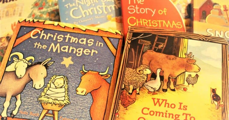 The Best Christmas Books for Kids by Age Group