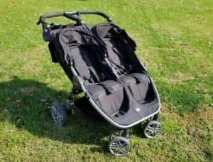 britax b-agile side by side double stroller