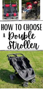 double stroller pinterest pin