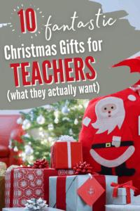 teacher christmas gift pinterest pin