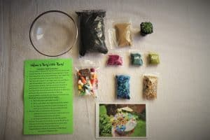 fairy garden kit contents