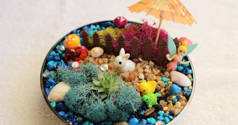 Fairy Garden Kit for Kids