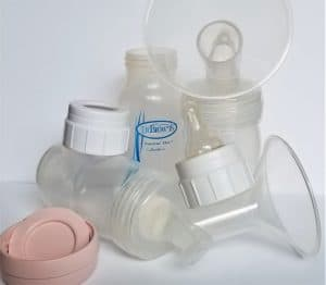 breastfeeding and pumping supplies