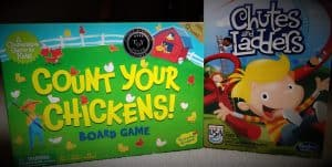 family game night- board games for kids