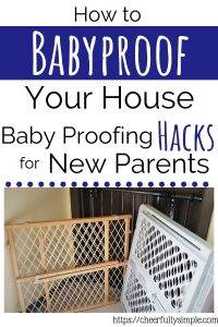 baby proofing hacks pinterest pin 1