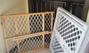 baby proofing hacks- baby safety gates