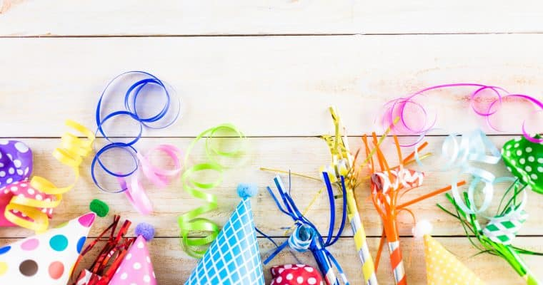 How to Make Birthdays Special at Home Without the Party