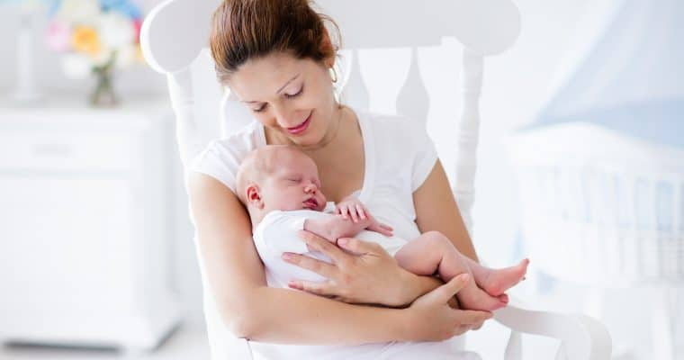 What It's Really Like as a New Mom- How to Overcome New Mom Challenges