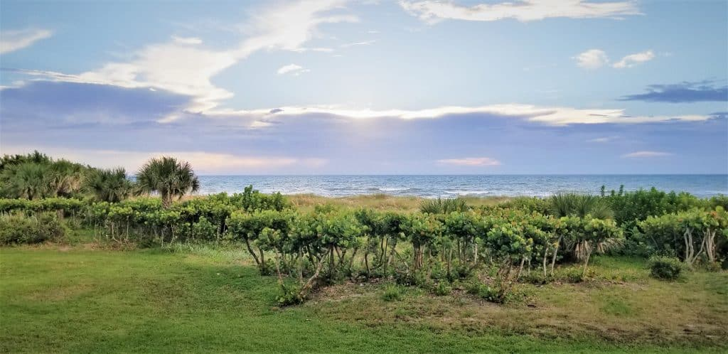 spring break staycation for families- beach vacation