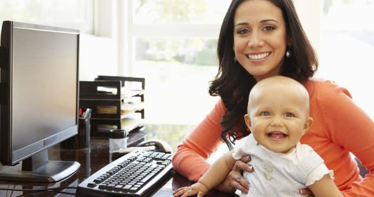 Helpful Tips for Going Back to Work After a Baby