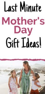 last minute mothers day gift ideas 1