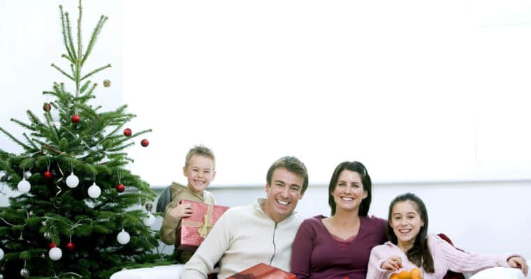 10+ Family Things to Do at Christmas