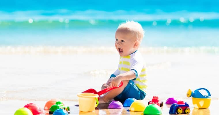 Must-Have Beach Essentials for Baby