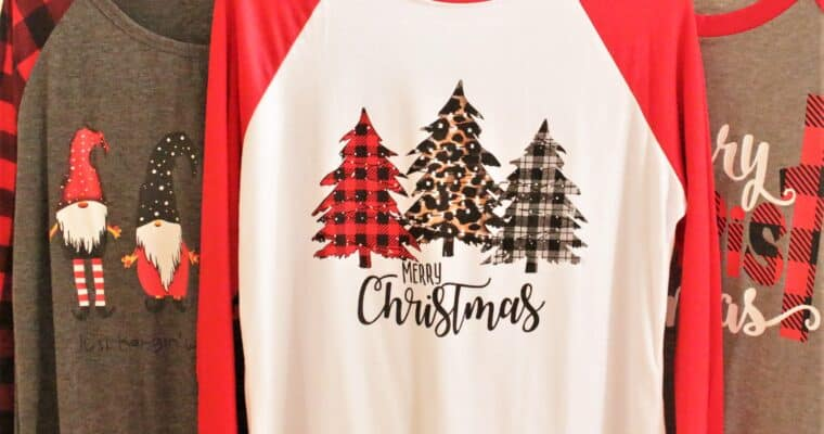 Christmas Shirts for Moms in 2020