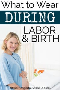 the best birthing gown pinterest pin