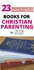 parenting books for christians