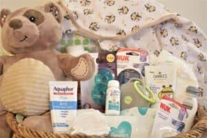 postpartum essentials for newborns