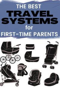 the best infant travel system pinterest pin