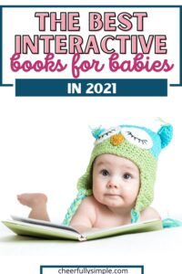 interactive books for babies pinterest pin