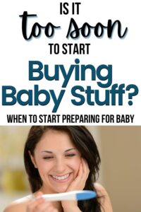 buying baby stuff pinterest pin