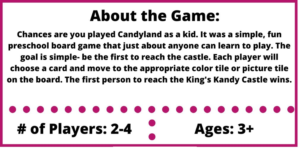 candyland game review