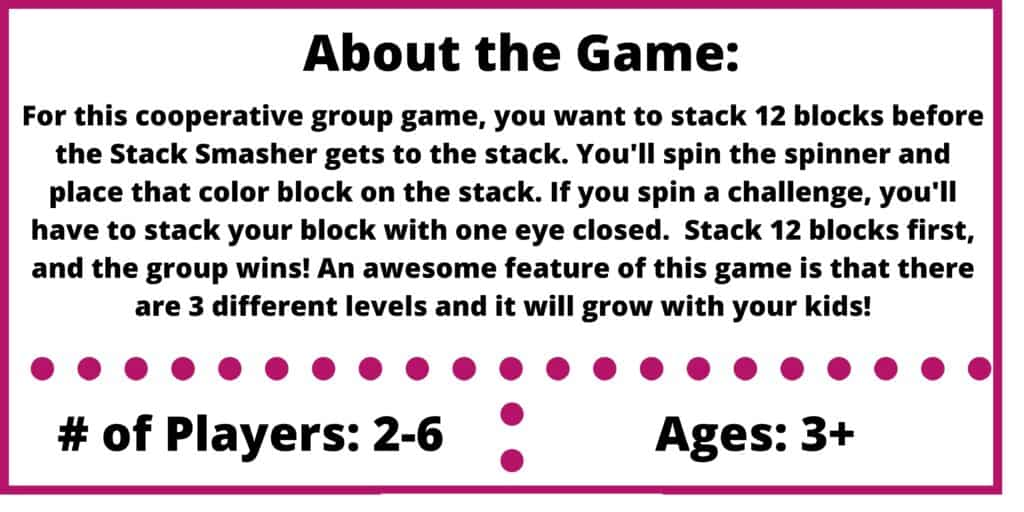 stack up game review