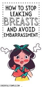 leaking breasts pinterest pin