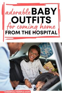coming home from hospital outfits pinterest pin