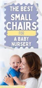 the best nursery chair pinterest pin