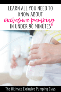 ultimate exclusive pumping class